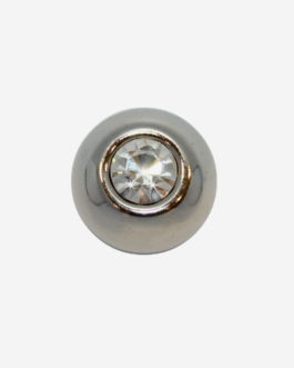 Dam Boutons  Bouton strass et nickel réf 93